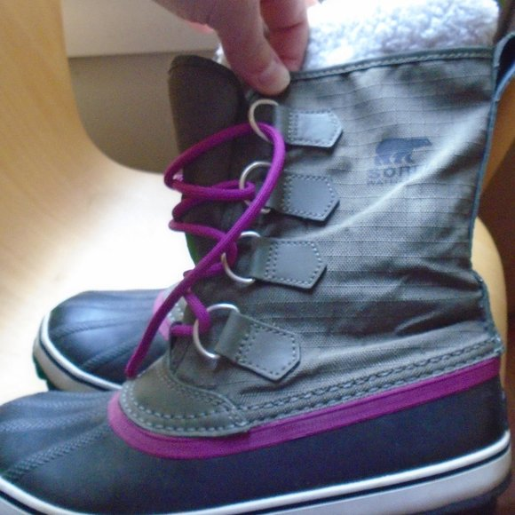 SOREL Women's Waterproof Winter Boots